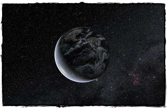 Terra nera-framed